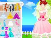 Play Best Bride Dressup