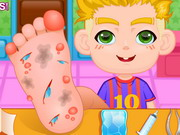 Play Big Foot Doctor Game