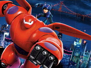 Play Big Hero 6 Jigsaw Puzzle