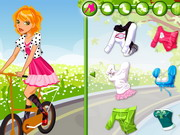 Play Bike To School