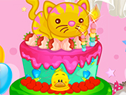 Play Birthday Pet Cake