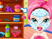 Play Bratz Spa Makeover