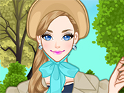 Play British Girl Make Up