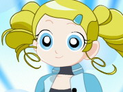 Play Bubbles Powerpuff Girl Dress Up