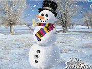 Play Build a Snowman