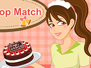 Play Cake Shop Match