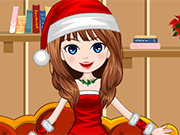 Play Candy Christmas Girl