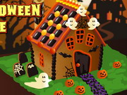 Play Candy Halloween House
