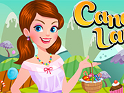 Play Candy Land Dressup