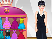 Play Casandra Evening Dressup