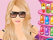 Play Celebrities Beauty Salon