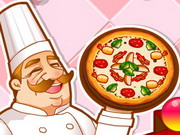 Play Challege Pizza Chef