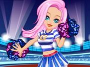 Play Cheerleader Beauty Salon