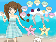 Play Chibi Summer Dress Up