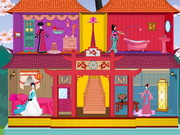 Play Chinese Princess Doll House