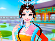 Play Chinese Princess Makeup Salon