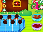 Play Choco Reindeer Pops