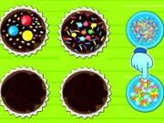 Play Chocolate Fudge Cupcakes