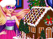 Play Christmas Gingerbread House