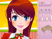 Play Christmas Girl Dressup