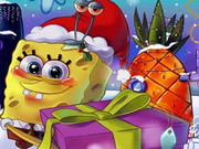 Play Christmas Spongebob Puzzle