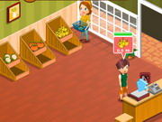 Play Cicily's Vegetable Stall