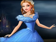 Play Cinderella New Dresses