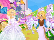 Play Cinderella's Magic Transformation