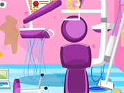 Play Clean Up Dental Surgery