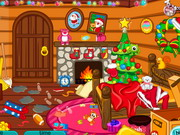 Play Clean Up For Santa Claus 2
