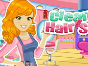 Play Clean Up Hair Salon