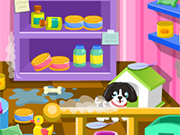 Play Clean up pet shop