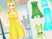Clothing sets by color