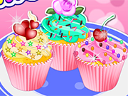 Play Colorful Cupcake