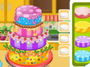 Play Cooking Academy: Wedding Cake