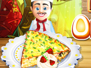 Play Cooking Baked Denver Omelet