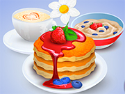 Play Cooking Fruit Pancake
