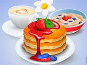 Play Cooking Fruit Pancake
