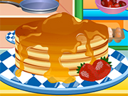 Play Cooking Pancakes
