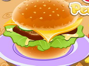 Play Cooking Perfect Burger