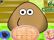 Play Cooking Pie With Pou