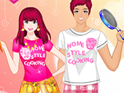 Play Cooks in Love