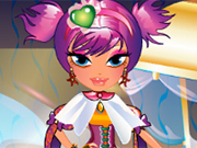 Play Cute Goth Princess Dress Up