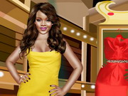 Play Cute Rihanna Dressup