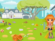 Play Cutie Trend - Yukis Cleaning Day