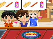 Play Delicious Burger Shop