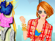 Play Denim Tornado Dressup