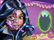 Play Descendants Wicked Makeover