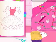 Play Design Your Hello Kitty Dress