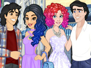 Play Disney Amazing Double Date